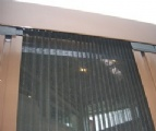 Fiberglass Pleated Insect Screens